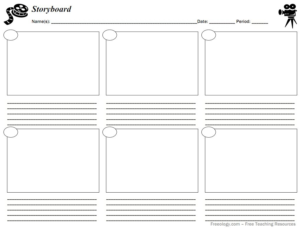 Perfect Imovie Storyboard Template Ensign - Example Resume and ...